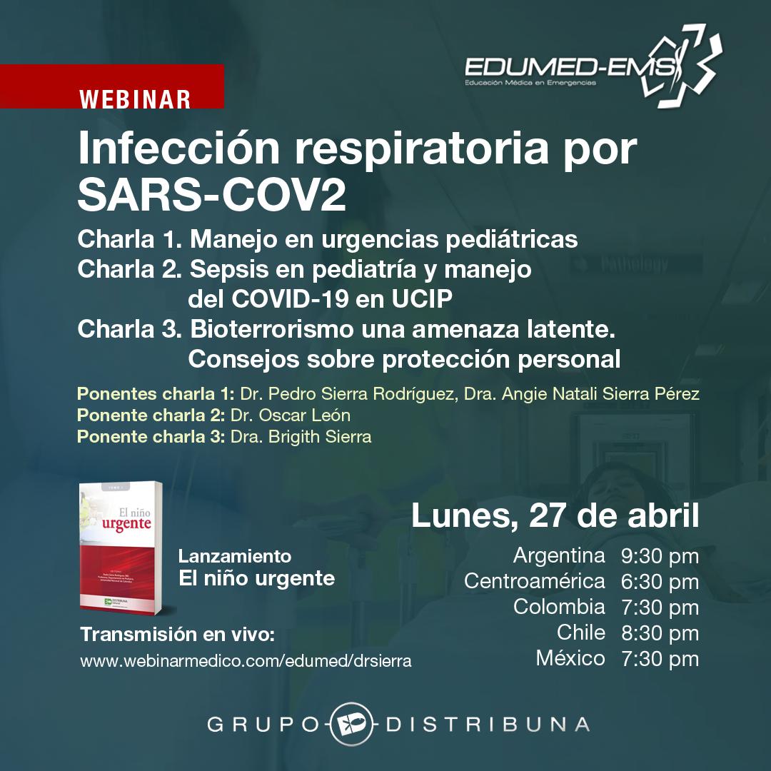 Infección Respiratoria por SARS-COV2