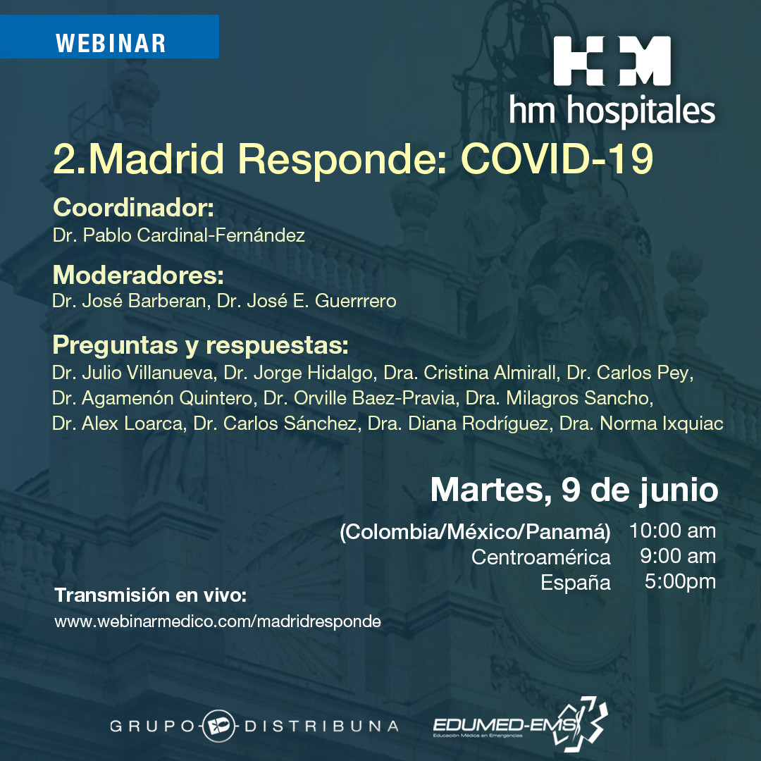 Madrid Responde